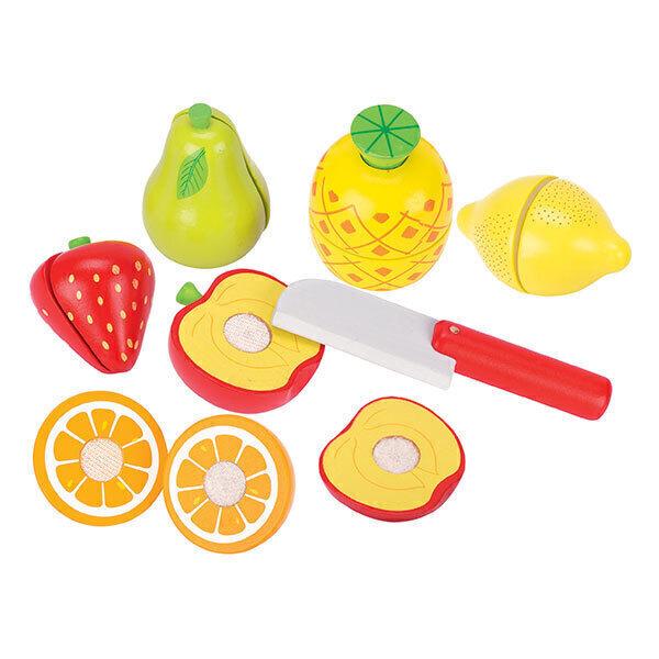 Goki - Fruits avec scratch - Dès 3 ans