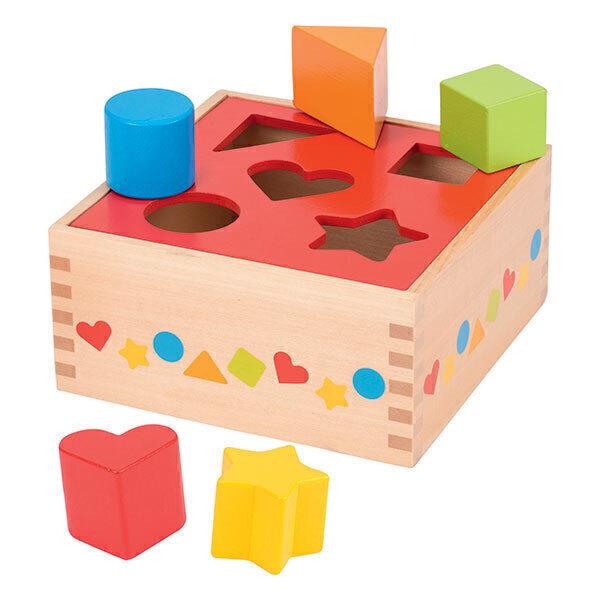 Goki - Sort Box - Boîte à forme - Dès 1 an