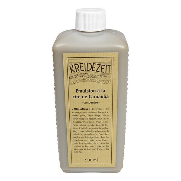 Kreidezeit - Emulsion à la cire de carnauba concentré 50cl