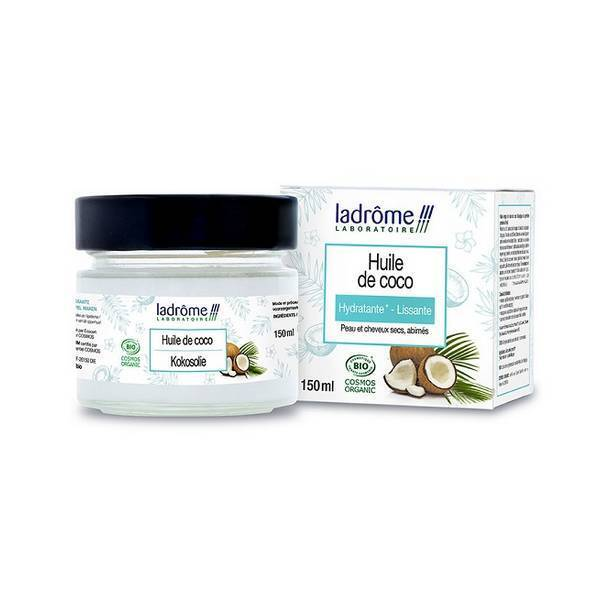 Ladrôme - Huile végétale de coco 150ml