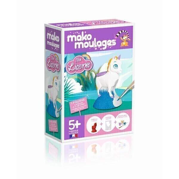 Mako moulages - Moulage Ma Licorne - Dès 5 ans