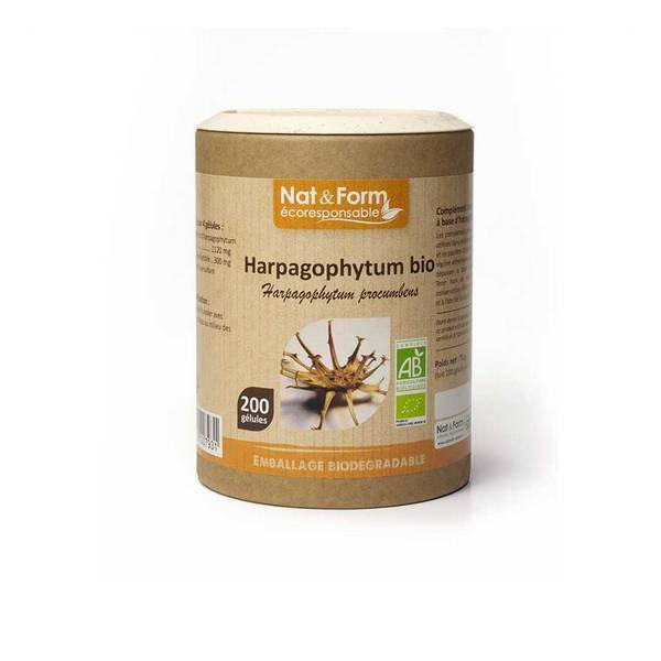 gelule harpagophytum