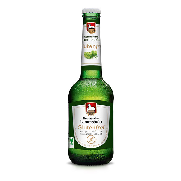 Brasserie Neumarkter Lammsbräu - Bière sans gluten Bio 33cl