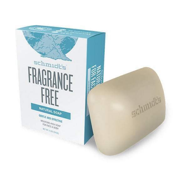 savon sans parfum