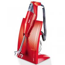 Bamix - Mixeur plongeant M180 Compact Rouge
