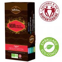 Belledonne - Coffret Dégustation 4 tablettes de chocolat noir 400g