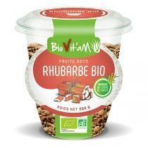 Bio Vit'am - Rhubarbe séchée bio 200gr