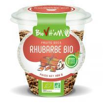 Bio Vit'am - Rhubarbe séchée bio 400gr