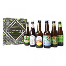 Sélection vins et apéritifs Bio - Box 6 Bières Bio Belge
