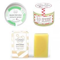 Clémence et Vivien - Pack découverte 3 produits