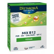Dietaroma - Mix B12 x 60 comprimés
