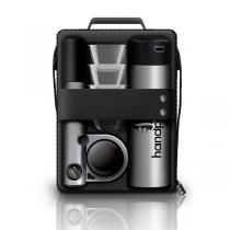 Handpresso - Coffret machine à expresso Handpresso Pump Set argent