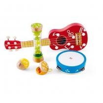 Hape - Petit set d'instruments de musique - Dès 3 ans