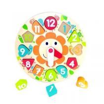 Hape - Puzzle Horloge - Dès 3 ans