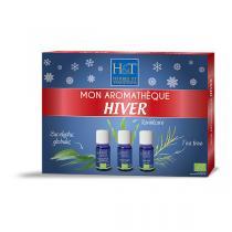 Herbes et Traditions - Coffret Mon Aromathèque d'Hiver - 3 x 10mL