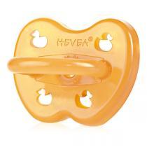 Hévéa - Sucette physiologique Canard - De 0 à 3 mois