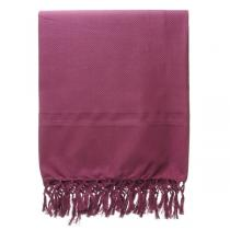 Karawan - Fouta Dhoti en coton bio couleur bergamote 100cm x 200cm