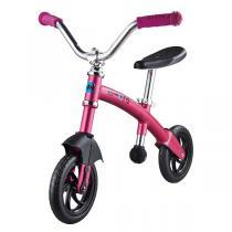 Micro - Draisienne G-Bike Chopper Deluxe Rose de 2 à 5 ans