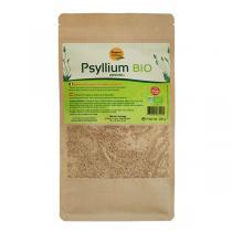 Nature & Partage - Lot de 3 x Psyllium Blond Ispaghul Bio- 3 x 300g