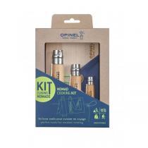 Opinel - Kit Cuisine Nomade avec planche et couteaux