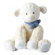 Tikiri - Peluche Lucas l'agneau Coton et caoutchouc