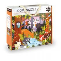 Petitcollage - Puzzle Dans La Forêt - Dès 3 ans