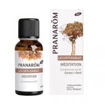 Pranarôm - Synergie à diffuser Méditation 30ml