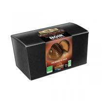 Saveurs & Nature - Ballotin d'escargots praliné chocolat noir 140g