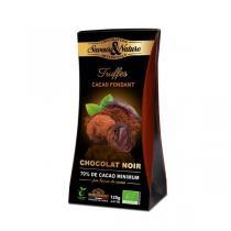 Saveurs & Nature - Truffes cacao fondant 100g