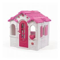 Step2 - Maison de jardin Enfant Sweetheart Rose
