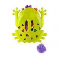 Boon - Rangement-égouttoir Grenouille Frog Pod - Dès la naissance