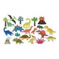 Vilac - Magnets Dinosaures - Dès 2 ans