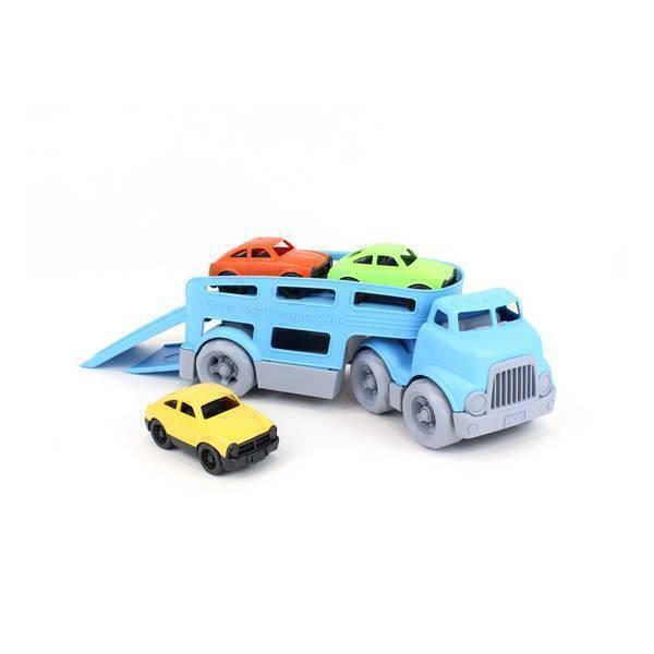 Green Toys - Transporteur de voitures - Des 3 ans