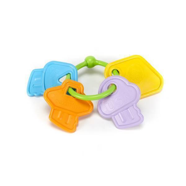 Green Toys - Tas de Cles - Des la naissance