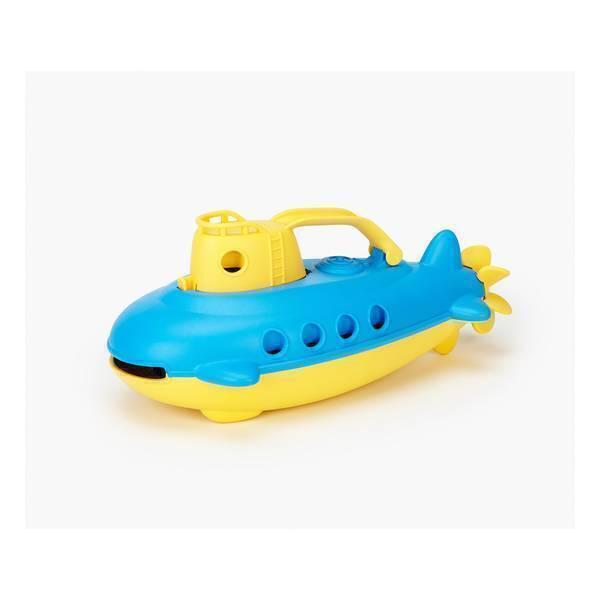 Green Toys - Sous-Marin Jaune - Des 6 mois