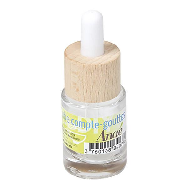 Anaé - Tube compte-gouttes en verre 15ml