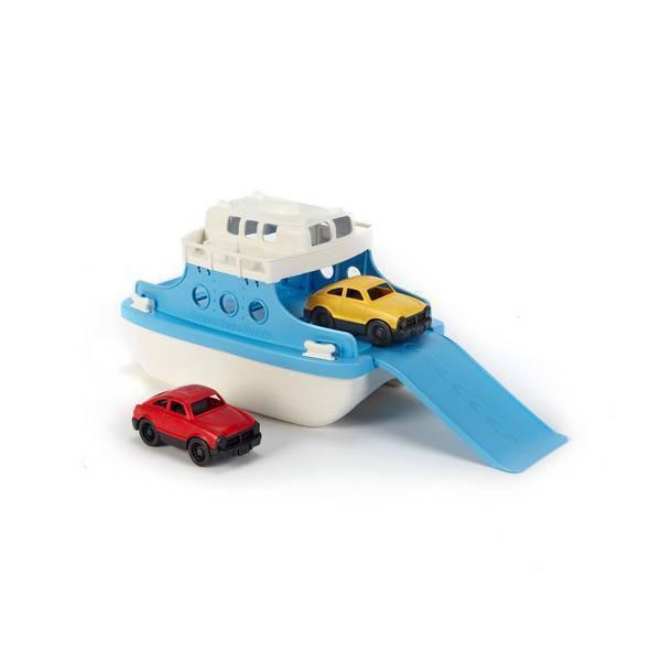 Green Toys - Ferry  petites voitures - Des 3 ans