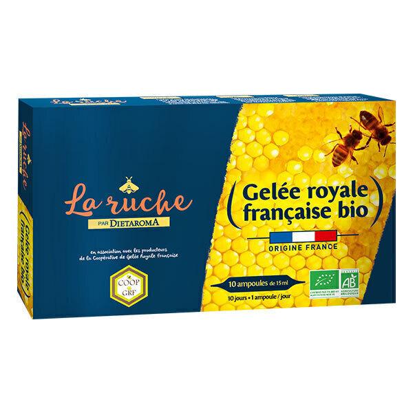 """Résultat de recherche d'images pour """"gelee royale francaise dietaroma"""""""
