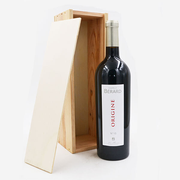 Sélection vins et apéritifs Bio - Coffret AOP Châteaux Bérard