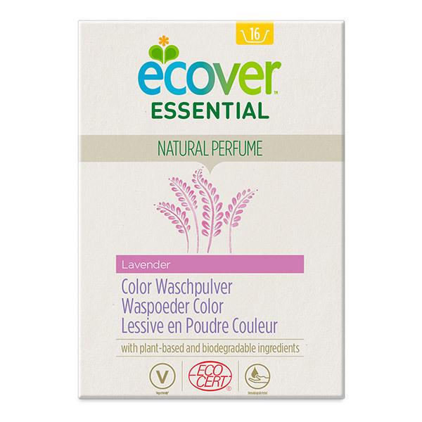 Ecover - Lessive poudre Couleurs vives 1,2 kg ECOCERT