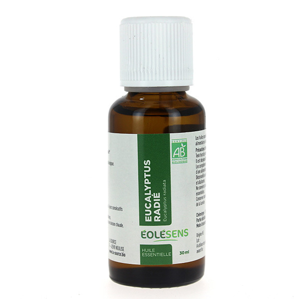 Eolesens - Huile essentielle Eucalyptus radiata 30 mL
