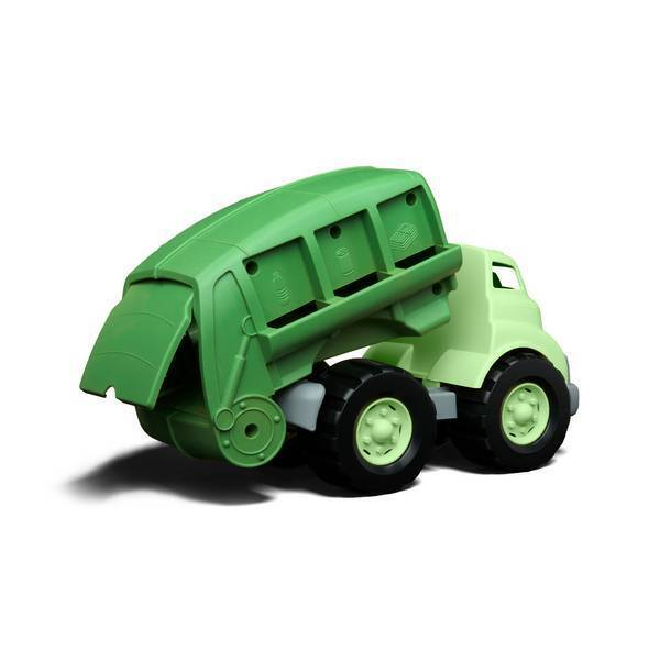 Des jouets pour apprendre à recycler