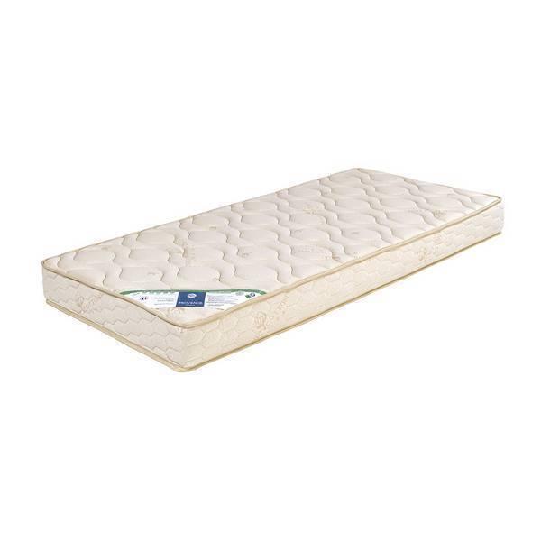matelas naturel coton bio 90 x 200 x 16 cm junior provence. Black Bedroom Furniture Sets. Home Design Ideas