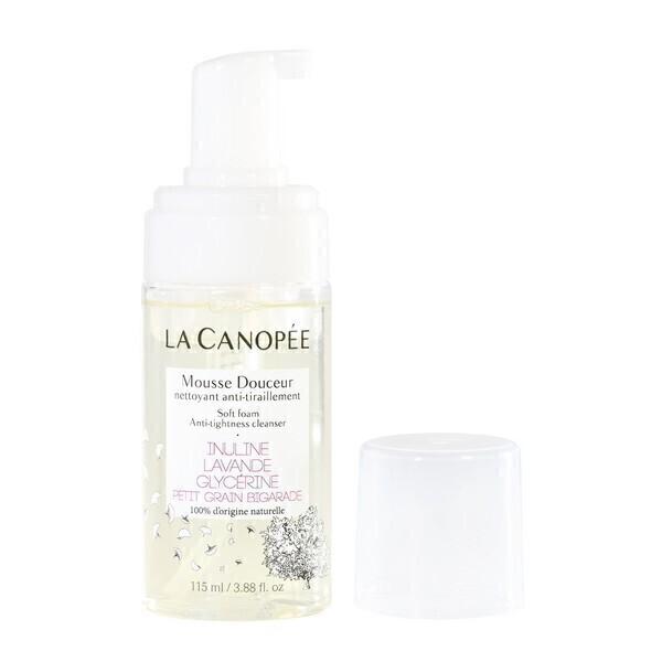 La Canopée - Mousse douceur nettoyant anti-tiraillement 115ml