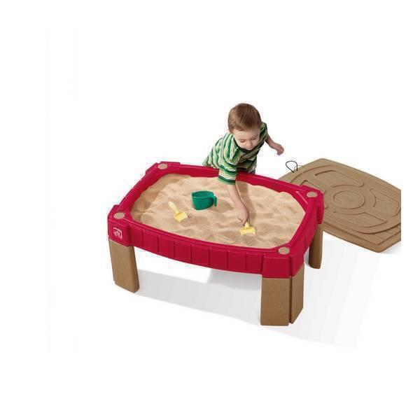 Step2 - Table de jeu à Sable Naturally Playful