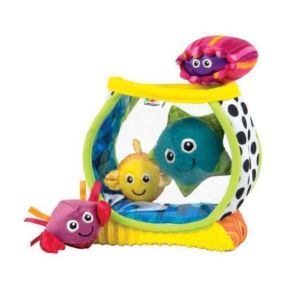 TOMY - Mon Premier Aquarium - Dès 6 mois