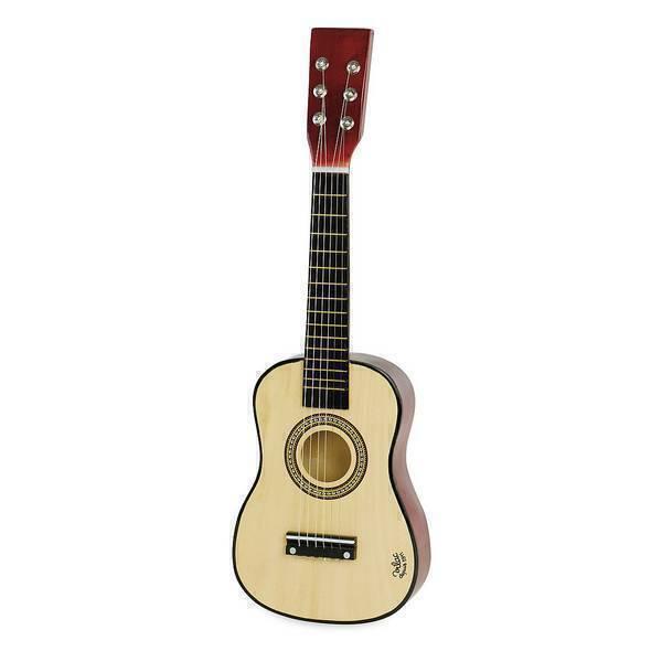 Vilac - Guitare en bois naturel - Dès 3 ans