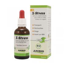 Anibio - Complément équilibre nerveux X-Stress bio 50ml