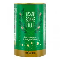 Aromandise - Lot de 2 x Tisane Festive Bonne Etoile Hildegarde de Bingen
