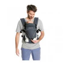 Babylonia Carriers - Porte-bébé ergonomique évolutif Flexia Gris Souris